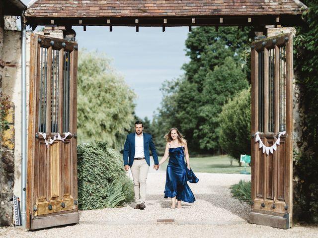Le mariage de Christophe et Constance à La Ferté-Vidame, Eure-et-Loir 40