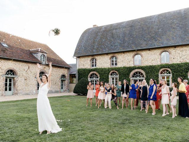 Le mariage de Christophe et Constance à La Ferté-Vidame, Eure-et-Loir 43