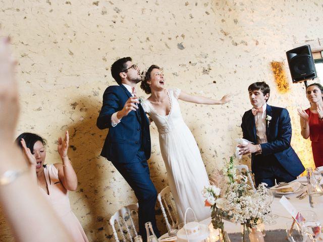 Le mariage de Christophe et Constance à La Ferté-Vidame, Eure-et-Loir 45