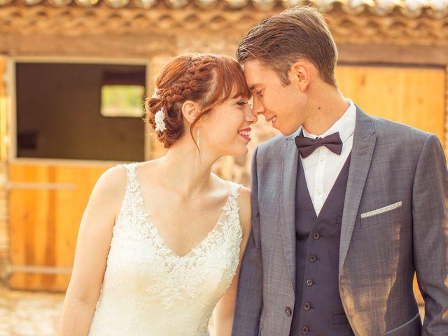 Le mariage de Manon et Julien