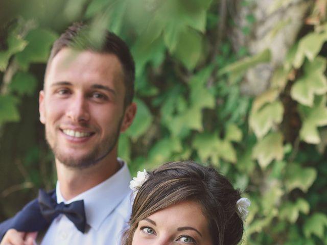 Le mariage de Cyril et Marine à Perrignier, Haute-Savoie 11