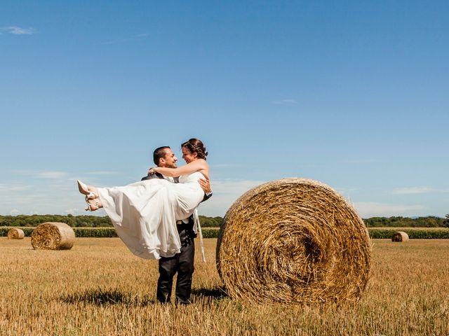 Le mariage de Jérémy et Emilie à Sélestat, Bas Rhin 1