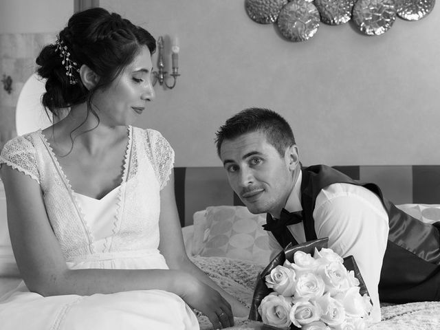 Le mariage de François et Carole à Pleugueneuc, Ille et Vilaine 6