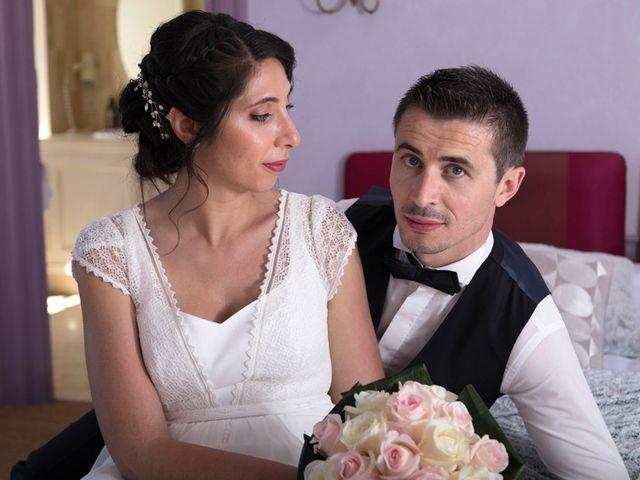 Le mariage de François et Carole à Pleugueneuc, Ille et Vilaine 7