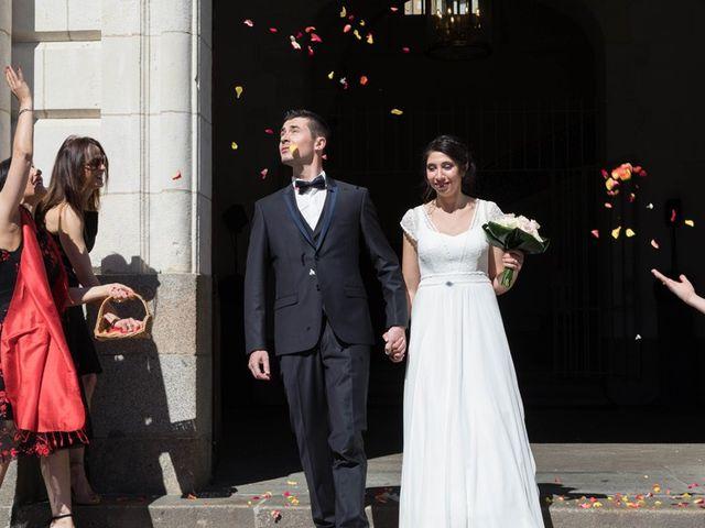 Le mariage de François et Carole à Pleugueneuc, Ille et Vilaine 12
