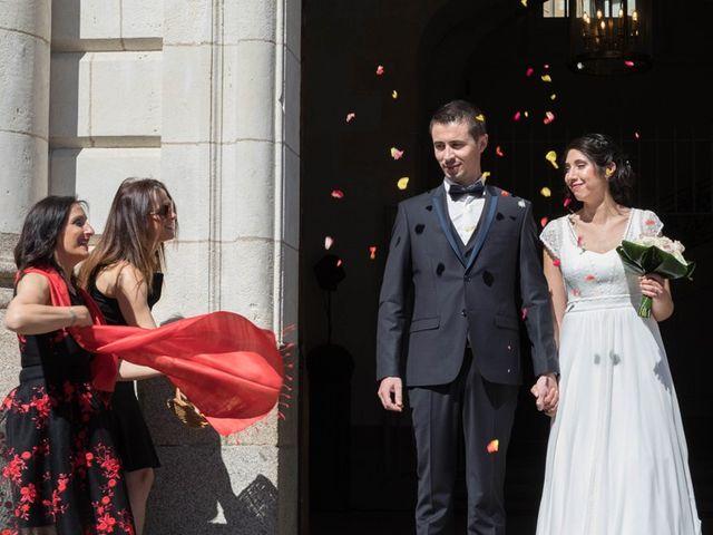 Le mariage de François et Carole à Pleugueneuc, Ille et Vilaine 13