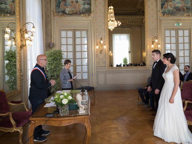 Le mariage de François et Carole à Pleugueneuc, Ille et Vilaine 15