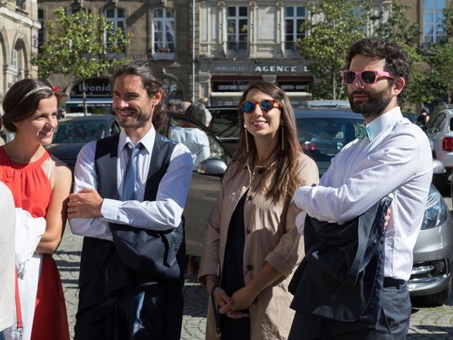 Le mariage de François et Carole à Pleugueneuc, Ille et Vilaine 22