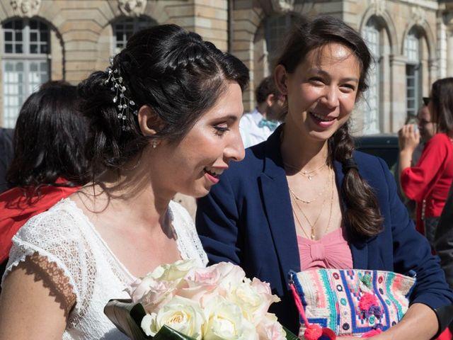 Le mariage de François et Carole à Pleugueneuc, Ille et Vilaine 23