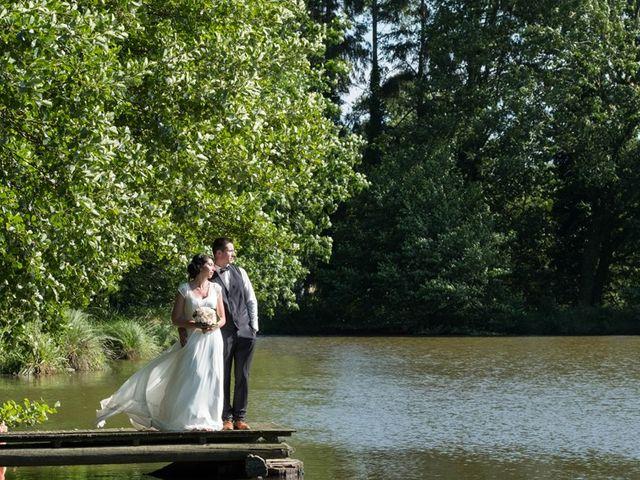 Le mariage de François et Carole à Pleugueneuc, Ille et Vilaine 27