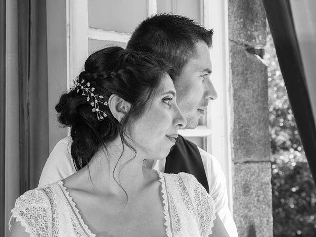 Le mariage de François et Carole à Pleugueneuc, Ille et Vilaine 34