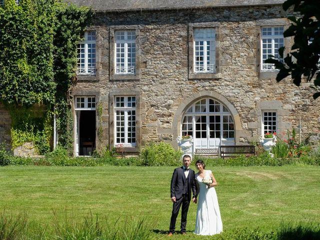 Le mariage de François et Carole à Pleugueneuc, Ille et Vilaine 35