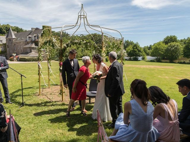 Le mariage de François et Carole à Pleugueneuc, Ille et Vilaine 37