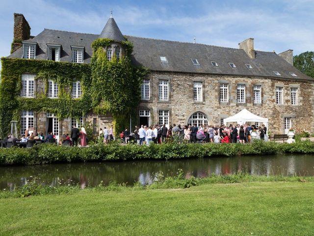Le mariage de François et Carole à Pleugueneuc, Ille et Vilaine 43