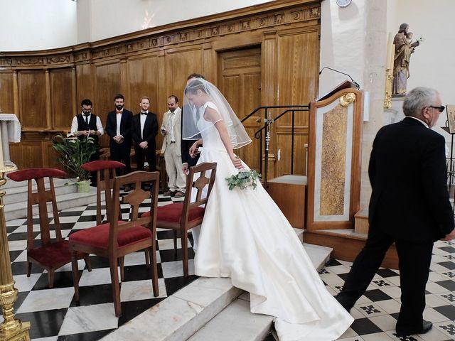 Le mariage de Stephan et Nathalie à Hyères, Var 75