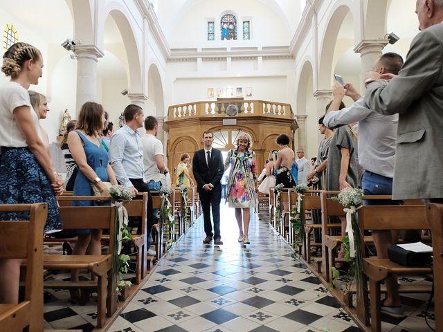 Le mariage de Stephan et Nathalie à Hyères, Var 95