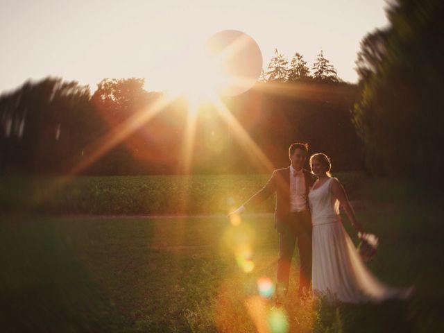Le mariage de Brice et Alice à Bléré, Indre-et-Loire 37