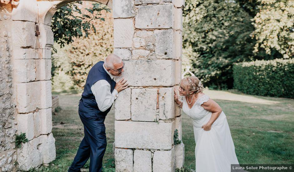 Le mariage de Fernand et Florence à Port-d'Envaux, Charente Maritime