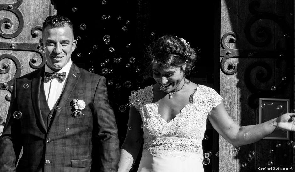 Le mariage de Brice et Jessica à Saint-Sulpice-la-Pointe, Tarn