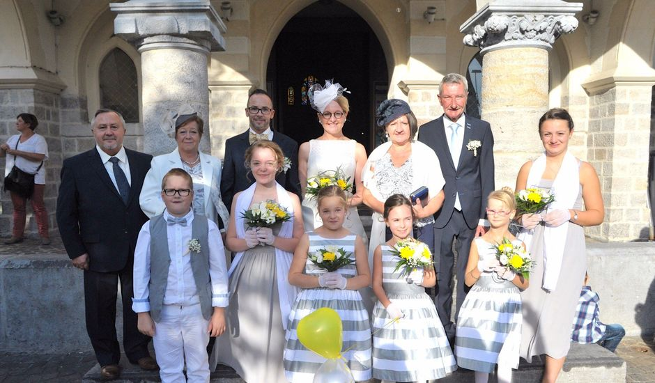 Le mariage de Sébastien et Audrey à Linselles, Nord