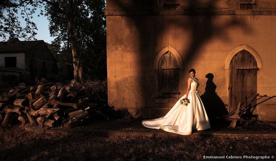 Le mariage de Stephan et Nathalie à Hyères, Var