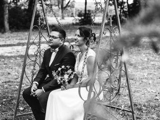 Le mariage de Florine et David