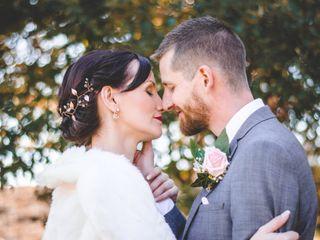 Le mariage de Laëtitia et Yohann