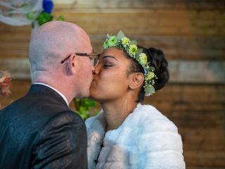 Le mariage de Fateata et Vincent