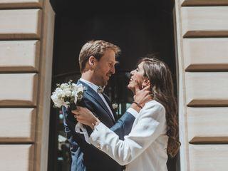 Le mariage de Rama et Arthur