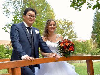 Le mariage de Gaëlle et Julien 1
