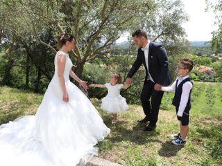 Le mariage de Aurelie et Christophe 1