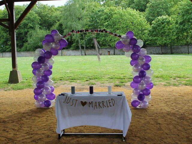 Le mariage de Fabrice et Carole à Montigny-le-Bretonneux, Yvelines 1