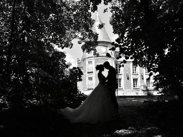 Le mariage de Mathilde et Romain