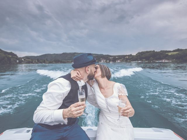Le mariage de Camille et Jean François