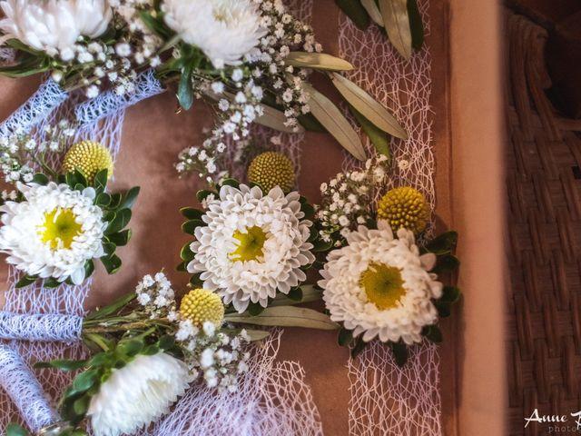Le mariage de Julien et Anne à Eymoutiers, Haute-Vienne 2