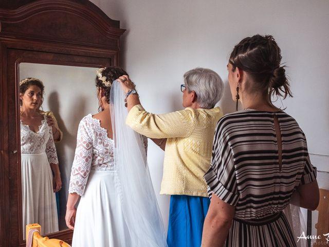 Le mariage de Julien et Anne à Eymoutiers, Haute-Vienne 7