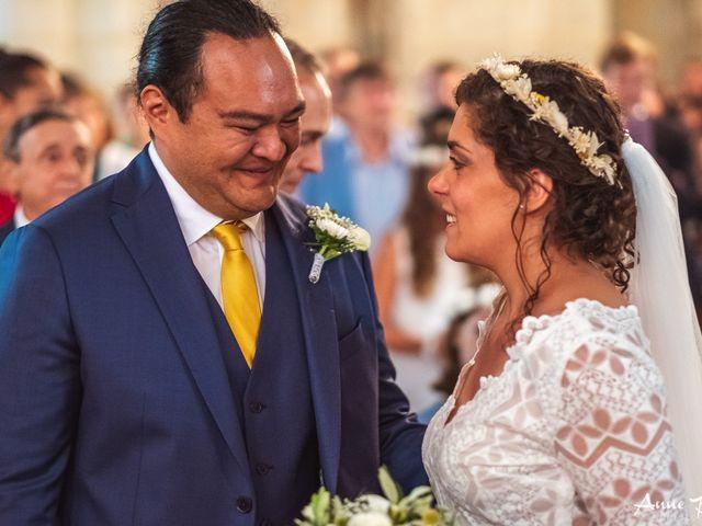 Le mariage de Julien et Anne à Eymoutiers, Haute-Vienne 10