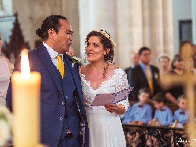 Le mariage de Julien et Anne à Eymoutiers, Haute-Vienne 11