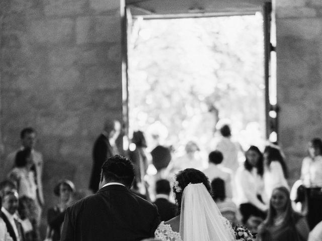 Le mariage de Julien et Anne à Eymoutiers, Haute-Vienne 12