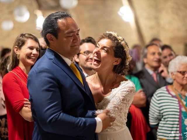 Le mariage de Julien et Anne à Eymoutiers, Haute-Vienne 16