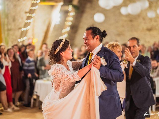 Le mariage de Julien et Anne à Eymoutiers, Haute-Vienne 17