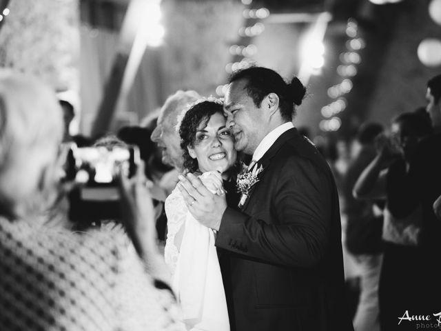 Le mariage de Julien et Anne à Eymoutiers, Haute-Vienne 18