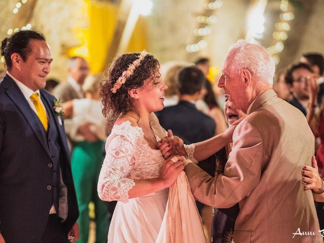 Le mariage de Julien et Anne à Eymoutiers, Haute-Vienne 21
