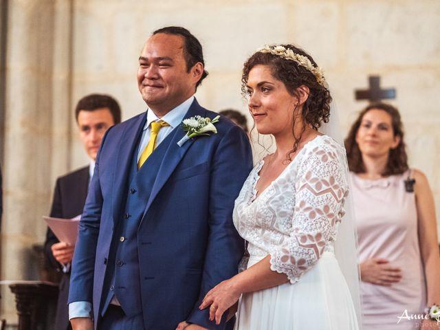 Le mariage de Julien et Anne à Eymoutiers, Haute-Vienne 22