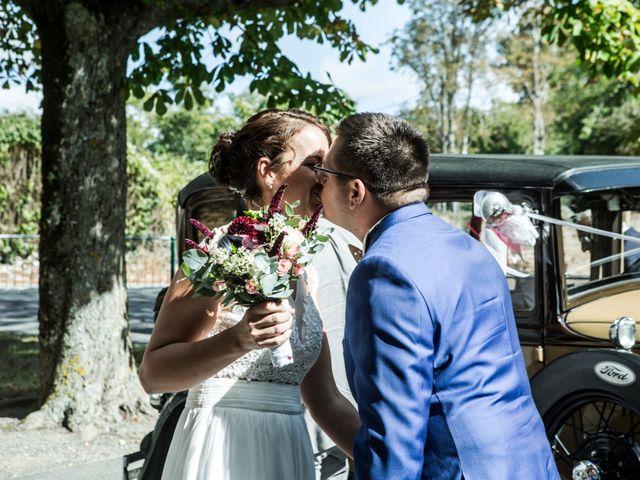 Le mariage de David et Florine à Bonrepos-Riquet, Haute-Garonne 3