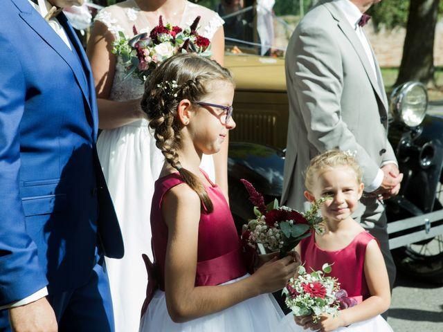 Le mariage de David et Florine à Bonrepos-Riquet, Haute-Garonne 4