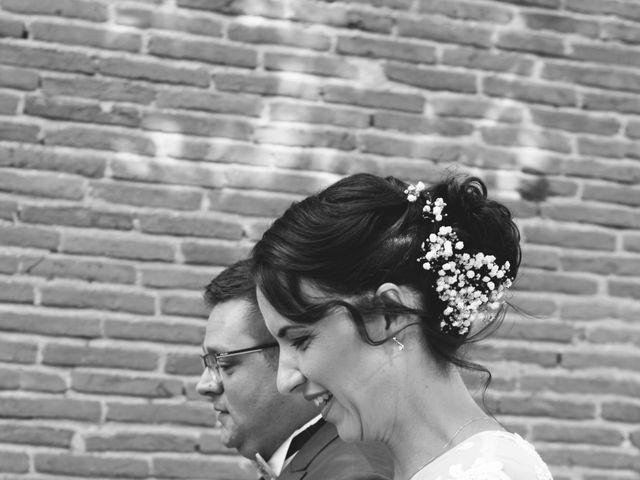 Le mariage de David et Florine à Bonrepos-Riquet, Haute-Garonne 7