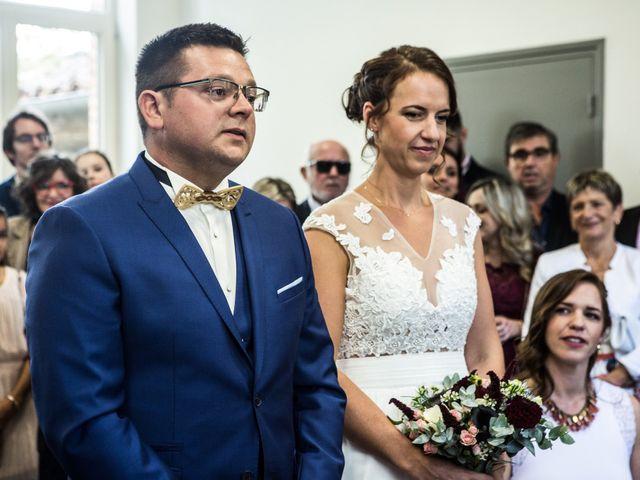 Le mariage de David et Florine à Bonrepos-Riquet, Haute-Garonne 10