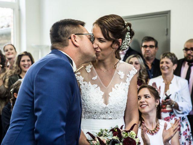 Le mariage de David et Florine à Bonrepos-Riquet, Haute-Garonne 11