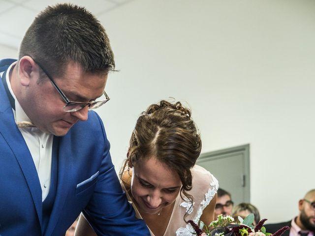 Le mariage de David et Florine à Bonrepos-Riquet, Haute-Garonne 12